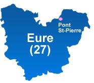 Eure Pont St-Pierre
